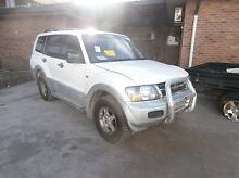 Wrecking 2002 Mitsubishi Pajero 3.5 Automatic (C17787) Lansvale Liverpool Area Preview