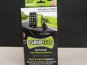 GRIPGO Universal car phone mount (Brand New) Gungahlin Gungahlin Area Preview
