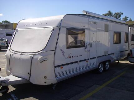 Top Condition 2007 Geist XK660 Caravan Ormiston Redland Area Preview