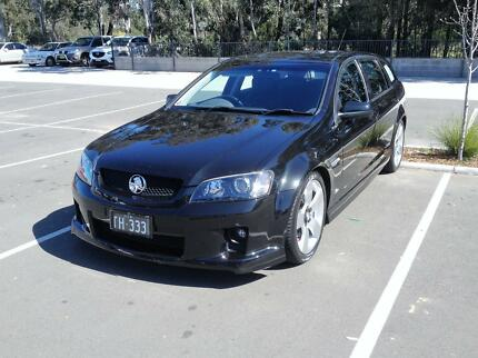2009 Holden Commodore Wagon Willmot Blacktown Area Preview