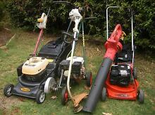 FOR HIRE LAWN MOWER  EDGER WHIPPER SNIPPER Como South Perth Area Preview