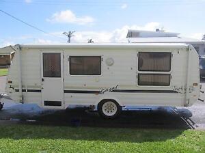 1998 Gazal Infinity 17ft Pop Top Van Pelican Lake Macquarie Area Preview