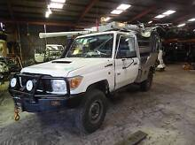 Now dismantling 2012 Toyota Landcruiser V8 Parts from $75 #6172 Kotara Newcastle Area Preview