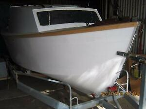 HARTLEY 16 WOODEN BOAT Port Lincoln Port Lincoln Area Preview