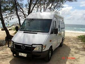 2002 Mercedes Sprinter 208 Broadbeach Waters Gold Coast City Preview