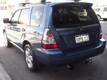 2007 Subaru Forester Wagon Turbo Automatic Ellenbrook Swan Area Preview
