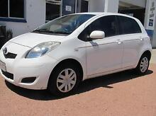 2011 Toyota Yaris Automatic Hatch Hermit Park Townsville City Preview
