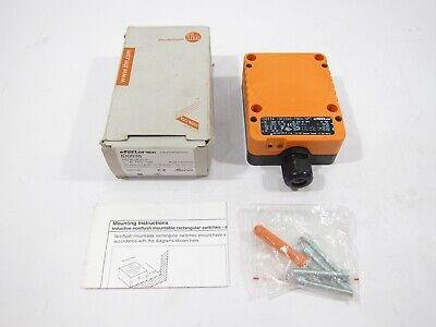 New Ifm Efector Id0036 Inductive Sensor Ide2060-fboanptrt