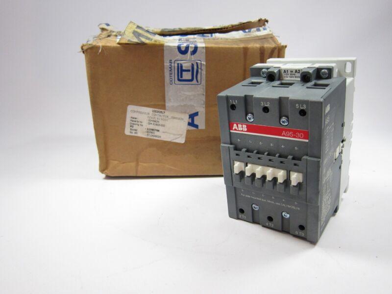 New Genuine OEM Johnson Controls York 024-31603-000 Contactor 120V 145A ABB