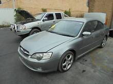 Wrecking 2005 Subaru Liberty 2.5 Automatic Sedan (C18189) Lansvale Liverpool Area Preview