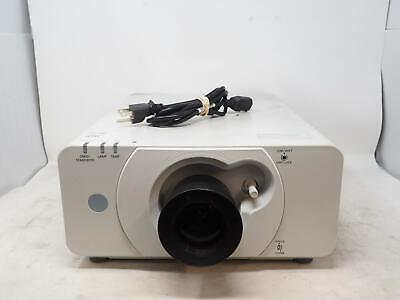 PANASONIC PT-DW530 DLP Projector *No Remote* Tested! Free Shipping!