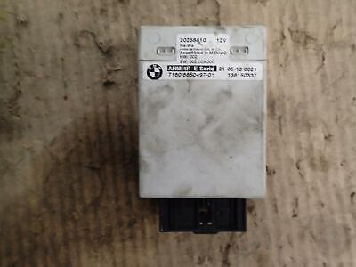10 11 12 13 BMW X5: Towing Control Module ID# 71606850497