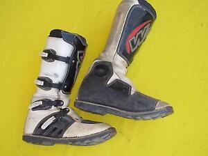 Motocross Boots Size 11.5 Motorbike Quad Ellenbrook Swan Area Preview