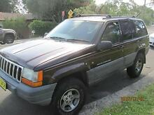 Jeep Grand Cherokee Wagon $3000 or Swap with Smaller car North Ryde Ryde Area Preview