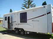 2010 Jayco Sterling slide out Forster Great Lakes Area Preview