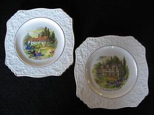 Royal Winton Grimwade's C1940s Plates, Ann Hathaway, Shakespeare' Daisy Hill Logan Area Preview