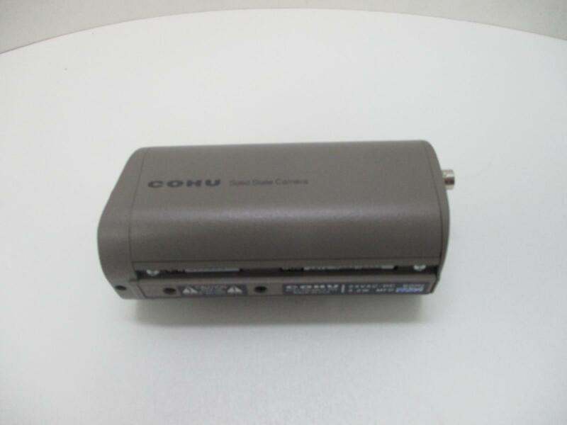 COHU 4814-2000/00000, Camera