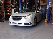 SUBARU LIBERTY 2014 WRECKING FOR PARTS Neerabup Wanneroo Area Preview