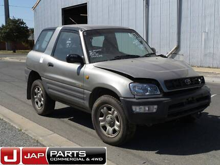 WRECKING RAV4 4WD 2L 4Cyl Manual 2000 P0185 Port Adelaide Port Adelaide Area Preview