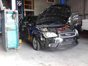 FORD FOCUS 2006 (BLACK) WRECKING FOR PARTS Neerabup Wanneroo Area Preview