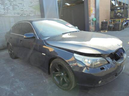 WRECKING 2006 BMW 5 SERIES 3.0 AUTOMATIC SEDAN (C22997) Lansvale Liverpool Area Preview