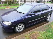 2002 Holden Astra Hatchback Angle Park Port Adelaide Area Preview