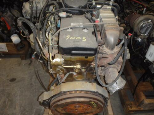 2009 Dodge Ram 2500 3500 6.7l Cummins Turbo Diesel Engine