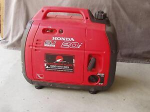Honda Generator EU20i invertor Bald Hills Brisbane North East Preview