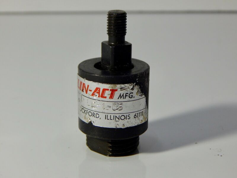 Lin-Act LC-1-05 Self Aligning Linear Rod End Coupler