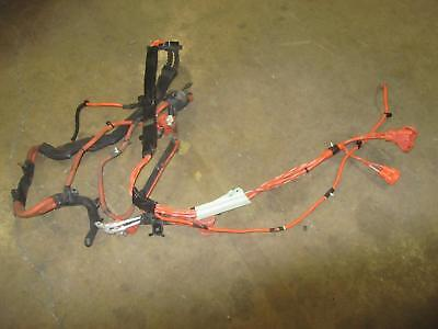 10 MERCURY MILAN Hybrid Battery Electrical Wiring Body Wire Harness 2.5L 2.5