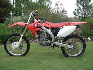 Honda CRF450R Motorbike Horsham Horsham Area Preview