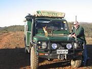1995 Land Rover Defender   Unique camper REDUCED Willunga South Morphett Vale Area Preview