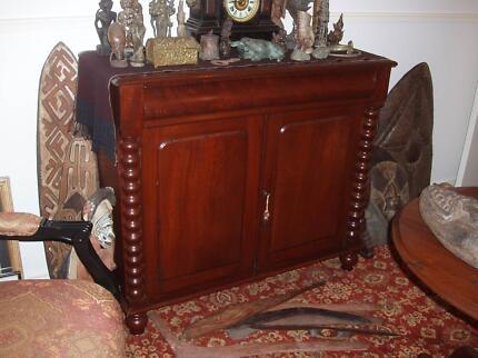 RED CEDAR CHEST OF DRAWS | Antiques | Gumtree Australia Brisbane ...