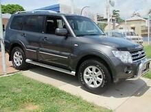 2011 Mitsubishi Pajero Automatic Turbo Diesel Wagon Hermit Park Townsville City Preview