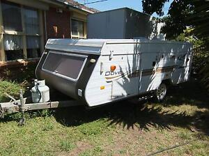 JAYCO DOVE 2006 CARAVAN FOR SALE Burwood Whitehorse Area Preview