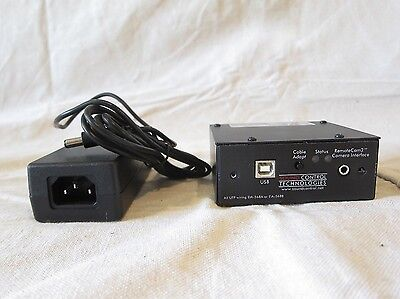 Sound Control Technologies Remote Cam 2 Rc2-he