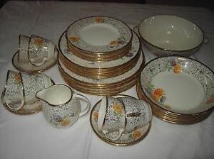 Barretts' dinner set Maryland Newcastle Area Preview