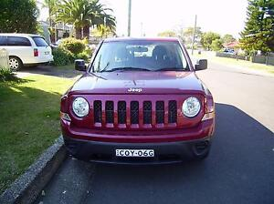 2013 Jeep Patriot Wagon Barrack Heights Shellharbour Area Preview