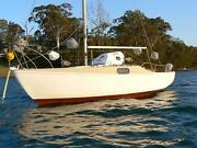 Hood 20 Yacht Sail Boat Bonnells Bay Lake Macquarie Area Preview