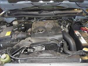 MITSUBISHI TRITON ENGINE DIESEL 2.5, 4D56 MN 08/09-03/15 (C18579) Lansvale Liverpool Area Preview
