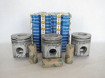 New Genuine Farmtrac Esl12033 Piston Set For Ft 45 Ft45 Tractor D10074720