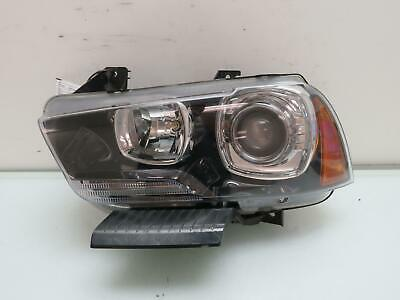DODGE CHARGER HEADLIGHT HID XENON LEFT 57010413AD OEM 2011 2012 2013 2014