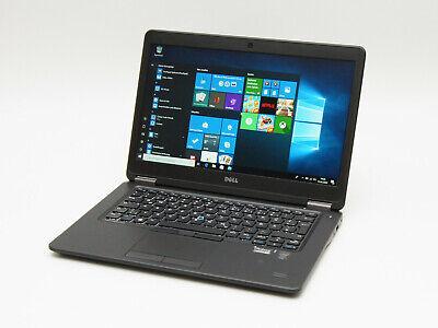 Dell Latitude E7450 Intel i7-5600U Full HD 16GB RAM 256GB SSD Nvidia GeForce 840