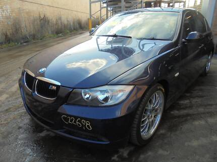 WRECKING 2007 BMW 3 SERIES 2.0 AUTOMATIC SEDAN (C22699) Lansvale Liverpool Area Preview