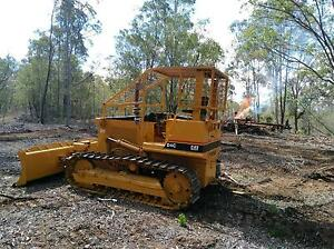 dozer / tractor hire,pile,power line,firebreak lantana wattle Nobby Toowoomba Surrounds Preview