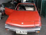 Fiat X1/9 Bertone 1982 1500cc 5 speed $6,000.00 Glandore Marion Area Preview