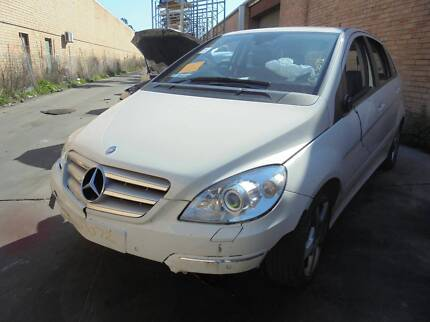 WRECKING 2010 MERCEDES B CLASS 2.0 AUTOMATIC HATCHBACK (C23072) Lansvale Liverpool Area Preview