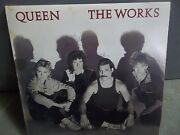 Queen Signed LP