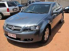 2006 Holden Berlina Automatic Sedan Hermit Park Townsville City Preview