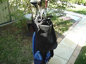 GOLF BAG AND MIXED CLUBS Wantirna South Knox Area Preview